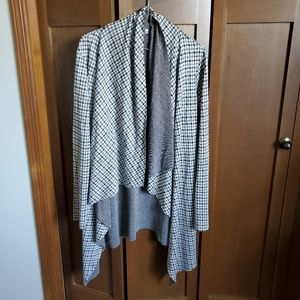 Sweaters - Cute Houndstooth Cardigan